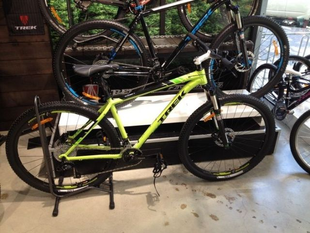 2015 Trek x caliber 8 Bike