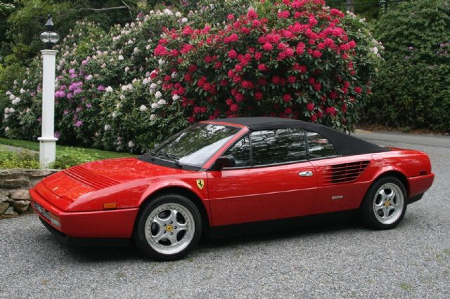 1986 ferrari mondial 3 2 cabriolet lhd 1986 ferrari mondial qv 3 2 cabriolet beverly hills car. Black Bedroom Furniture Sets. Home Design Ideas