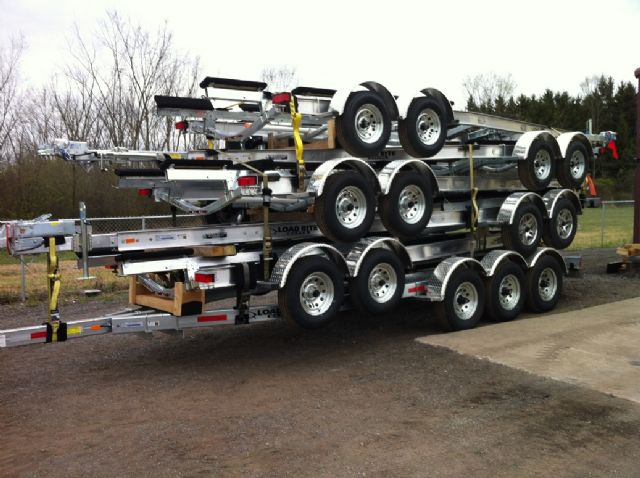 Trailers for Watercraft