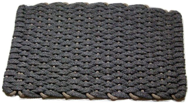Rockport Rope Comfortmats contrasting color $39