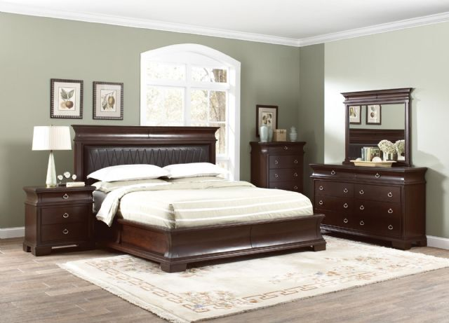 KURTIS BEDROOM COLLECTION BEDROOM BED 202611Q