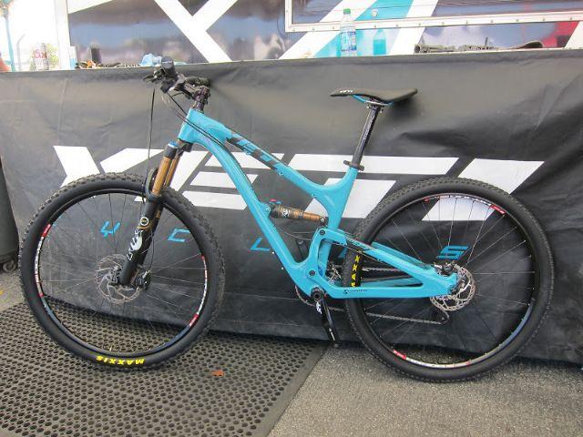 Yeti SB-95 Carbon bike