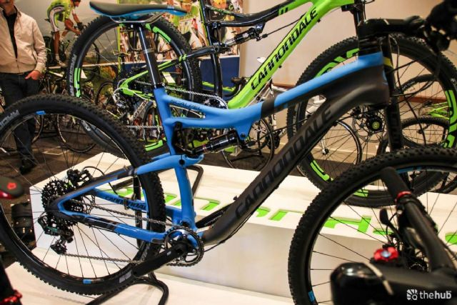 Cannondale Scalpel Carbon 2 29er 2015 Mountain Bik