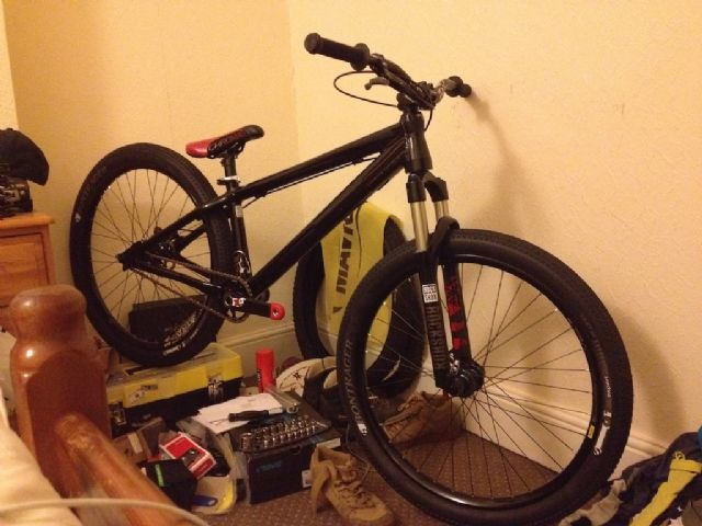 2015 Trek ticket dj Bike