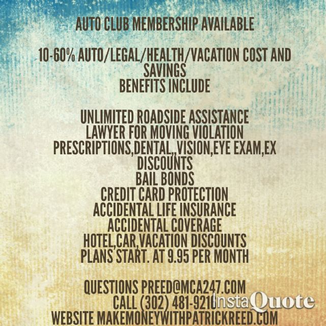 10/60% off Automotive Discounts