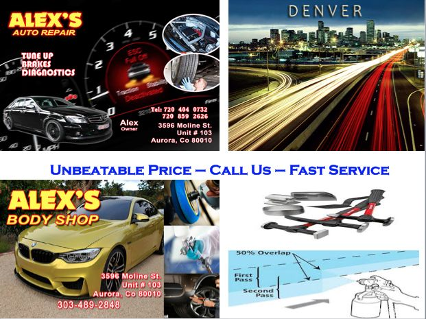 LOOKING FOR MECHANIC SERVICE & BODY SHOP ??