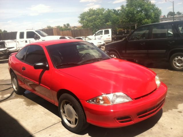 2002  CAVALIER COUPE -  2 DOOR - VENDO MI CAVALIER