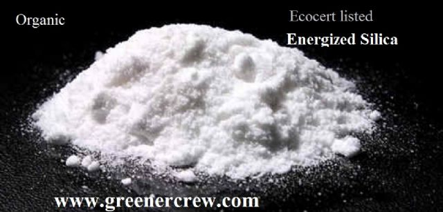 Medicinal Plant Nutrient Energized Silica 55 lbs