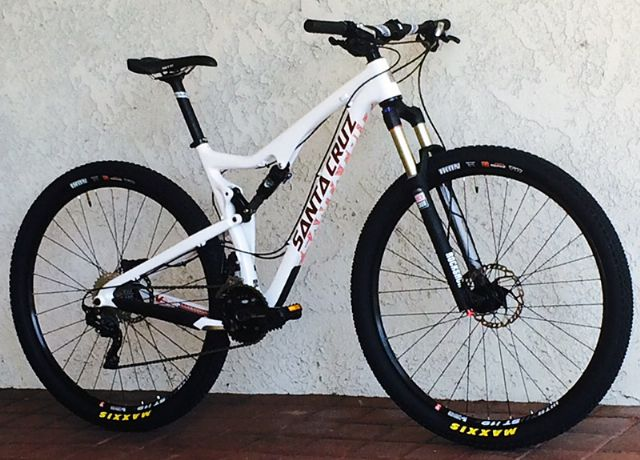 2015 Santa Cruz Tallboy Carbon S