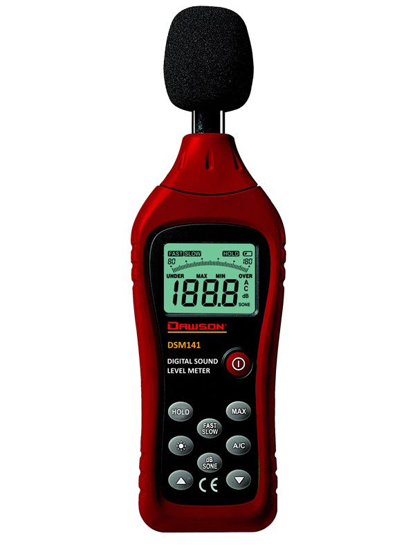 Digital Sound Level Meter, Dawson DSM141