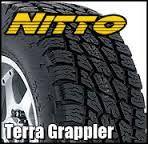 NITTO TERRA GRAPPLER ALL TERRAIN - LLANTAS NUEVAS