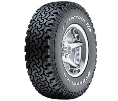 BF GOODRICH ALL TERRAIN T/A - MANY SIZES