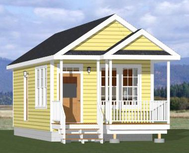 14x32 Tiny House    PDF Floor Plan    447 Sq Ft MONROE LOUISIANA  General/Misc For Sale Classified Ads   FreeClassifieds.com