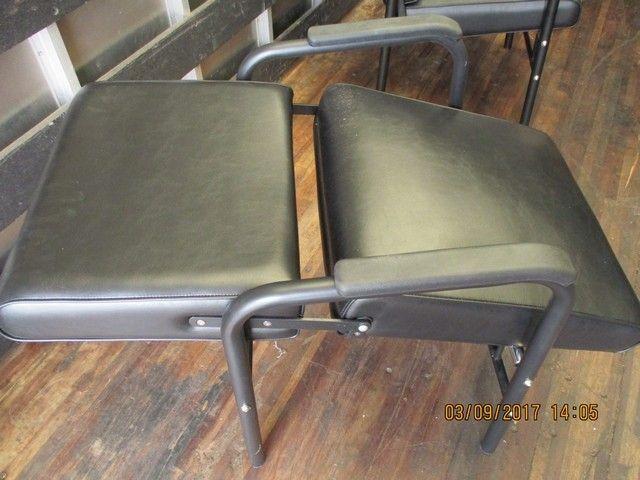(2) Back Tilt Shampoo Chair RTR# 8092862-06