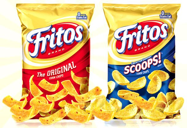 Free Fritos Sample