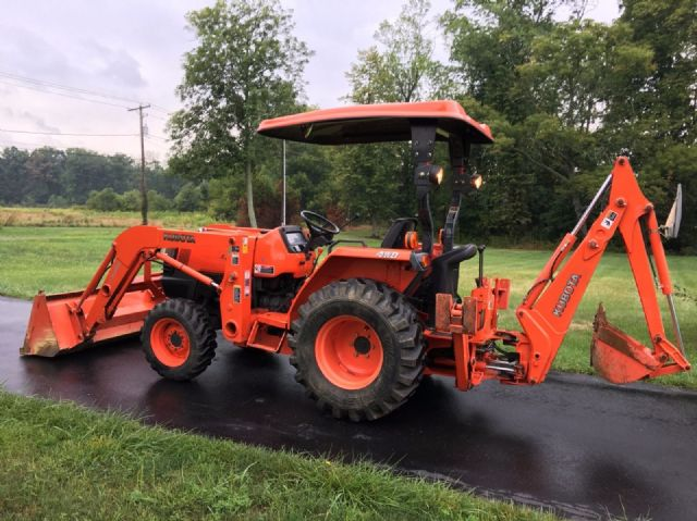 L3400 Kubota Tractor W Loader : Annapolis marylandfree classifieds buy or sell anything