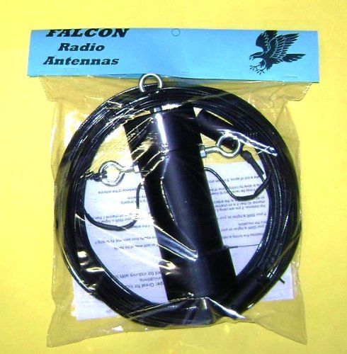 #1Falcon 80-6 Meter Off Center Fed Dipole Antenna