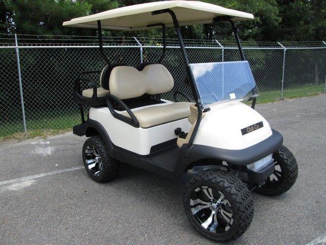 2015 Precedent White Club Car Golf Cart* topeka TOPEKA KANSAS Golf on