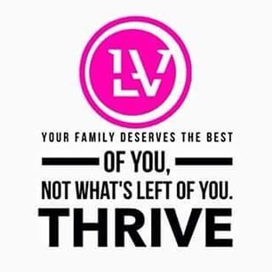 Wearable Nutrition Thrive By Le-Vel Home Based