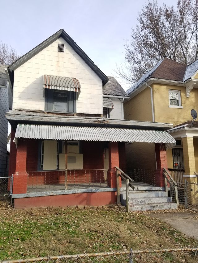 Duplex For Sale Low Price!!! 1029 CLEVELAND AVE