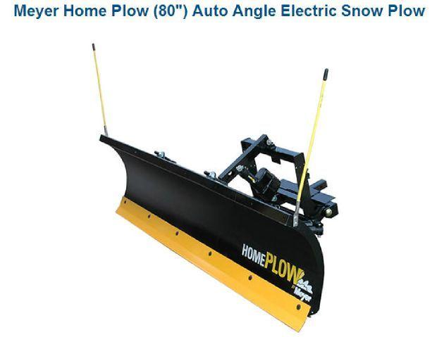 meyer home snow plow model 24000 kansas city missouri auto. Black Bedroom Furniture Sets. Home Design Ideas
