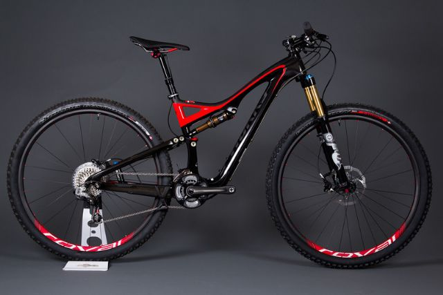 S-Works Stumpjumper FSR Carbon 29