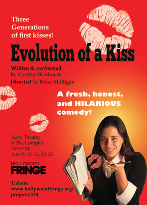 &quot;Evolution of a Kiss&quot; with Cynthia Brinkman