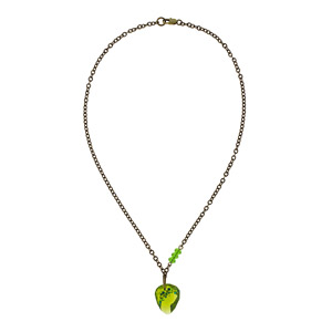 Moss Rock Necklace