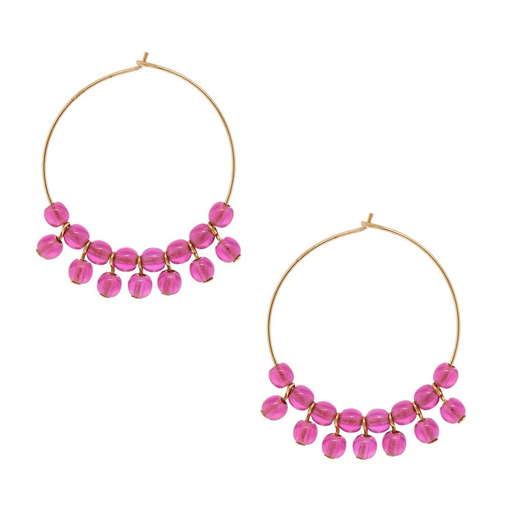 So Berry Sweet Earrings
