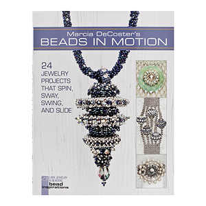Marcia decoster 39 s beads in motion fusion beads for Darice jewelry designer bead storage system with 24 containers