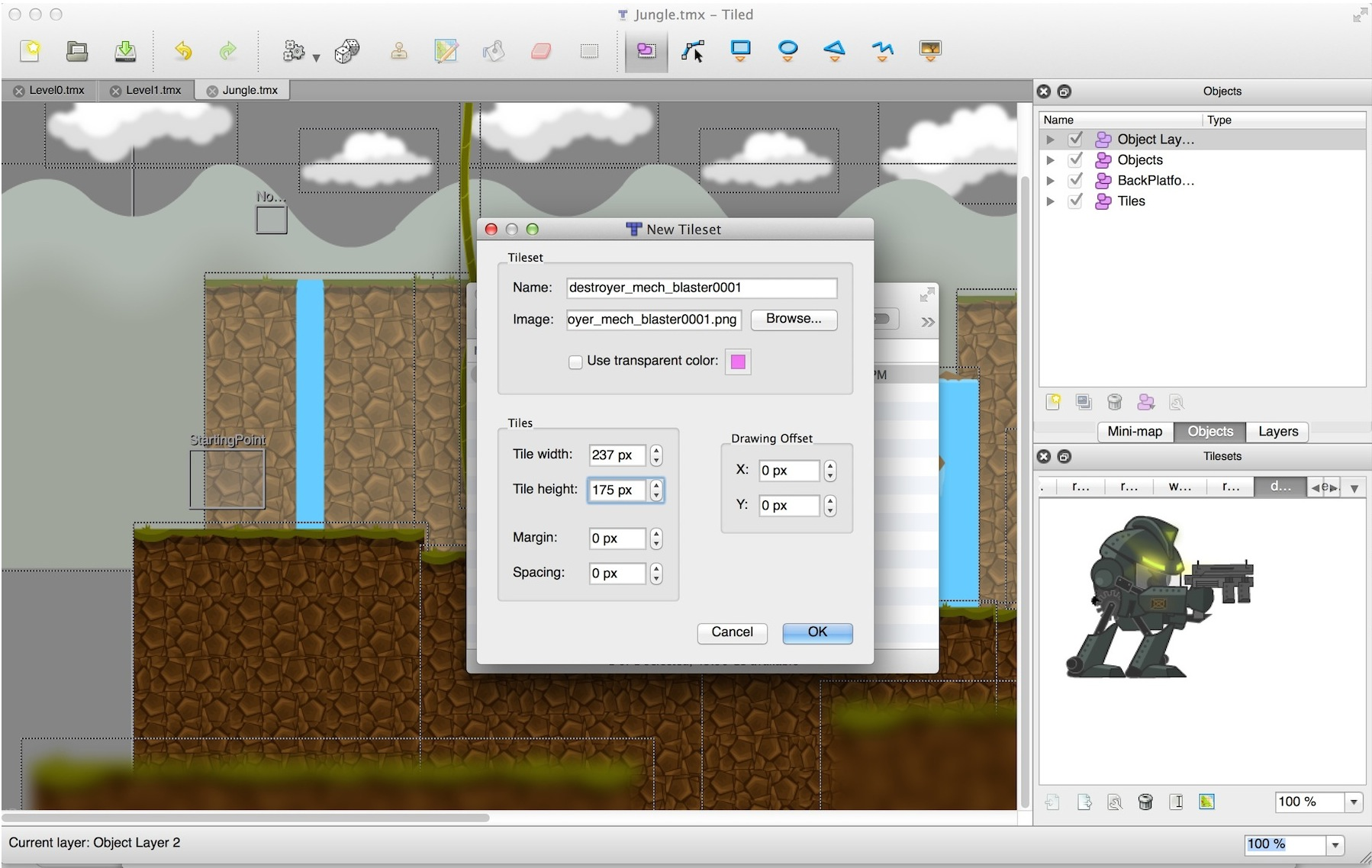 Step 6 - Integrating Objects with the Fantastic Worlds iOS Starter Kit