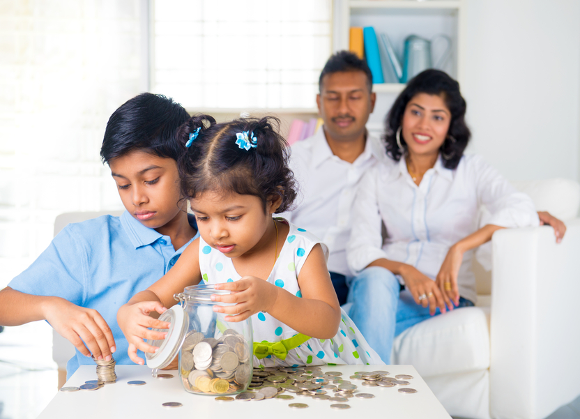 Financial for kids