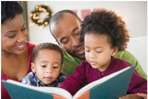 Connection with your children through everyday activities - Libraries