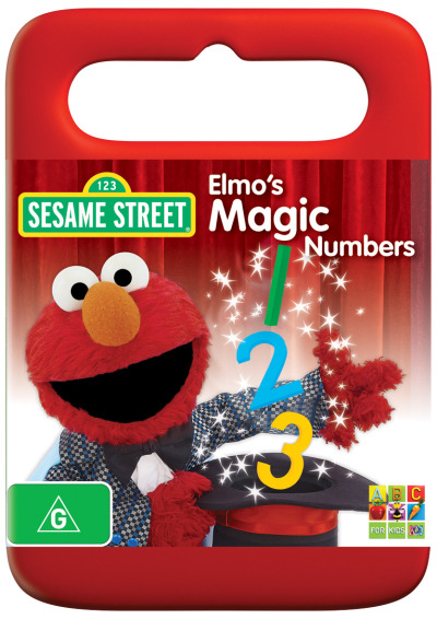 elmo Kids Number Challenge: Sesame Street Elmos Magic Numbers