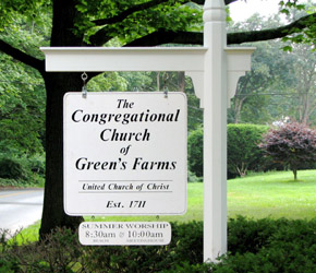 The Congregational Church of Green's Farms