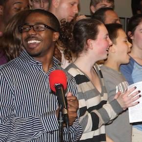 Youth Praise Team @ Green's Farms Church | Westport | Connecticut | United States
