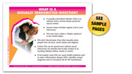 Dangers of Sexually Transmitted Infections Overhead Transparencies