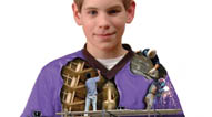 Caution: Teenager Under Construction