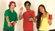 Drinking Games, Alcohol Abuse and Overdose