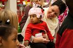 2012 HFF Shop With Santa Target Event