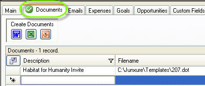 Creating a single document the create word document window opens select the appropriate document template in the area highlighted yellow below see creating document templates for pronofoot35fo Image collections