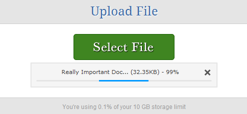Upload Bar File Upload Progress Bar