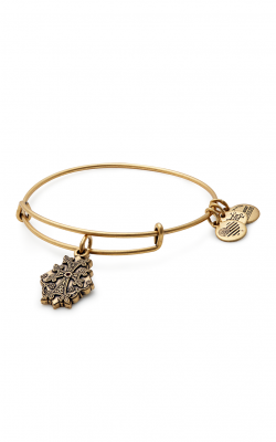 Armenian Cross Charm Bangle product image
