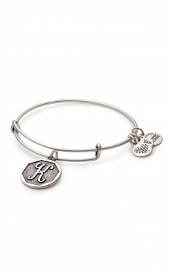 Initial K Charm Bangle product image