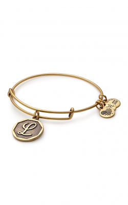 Initial L Charm Bangle product image