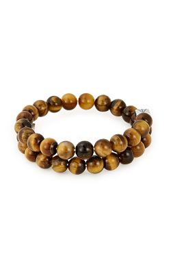 Tiger's Eye Men's Beaded Wrap product image