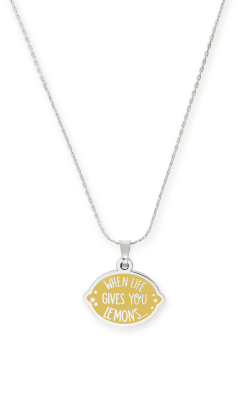 When Life Gives You Lemons Expandable Necklace | Alex's Lemonade Stand Foundation product image