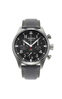 Alpina Pilot Quartz Chronograph AL-372B4S6