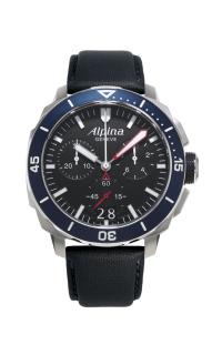 Alpina Pilot Quartz Chronograph AL-372LBN4V6