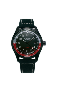 Alpina Pilot Quartz GMT AL-247BR4FBS6